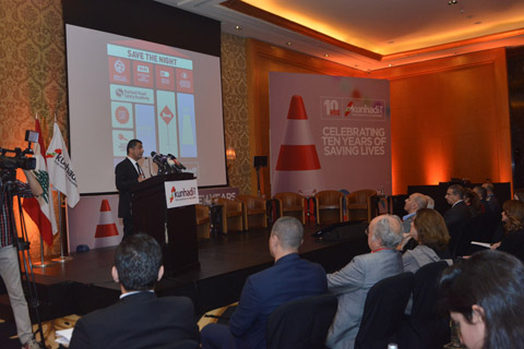 Kunhadi celebrates its 10th anniversary during a regional road safety conference