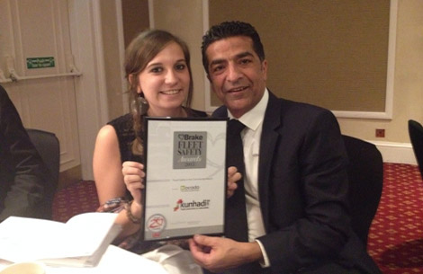 Taxi Night Highly Acclaimed At The Fleet Safety Awards - UK