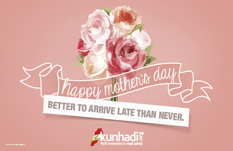 Kunhadi Unapologetic For Late Mother's Day Greeting