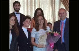 St. Coeur Jdeide honors Kunhadi Vice President on Mother's Day